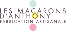 Les Macarons d'Anthony Logo