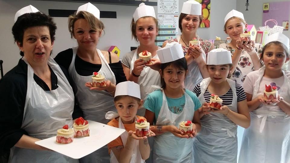 Les Macarons D Anthony Cours De Cuisine